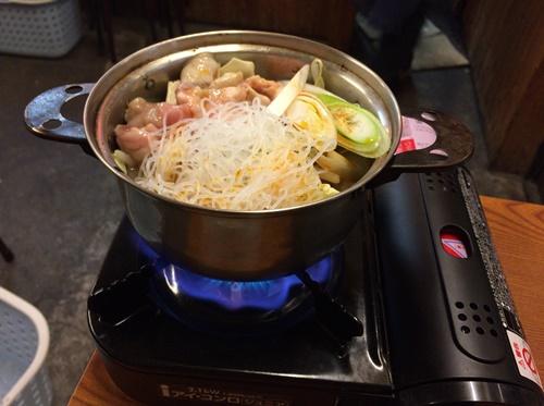 高円寺大将2号店の鍋