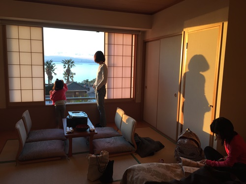 三日月客室