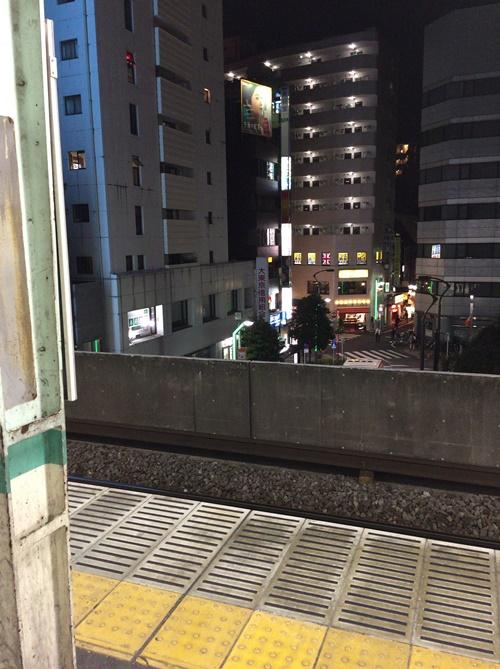 電車で荻窪へ