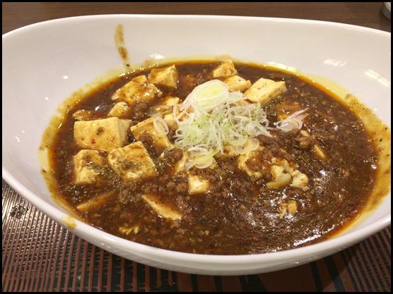 ロスコのマーボー豆腐