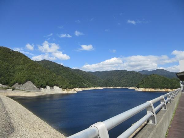 奈良俣ダム貯水池