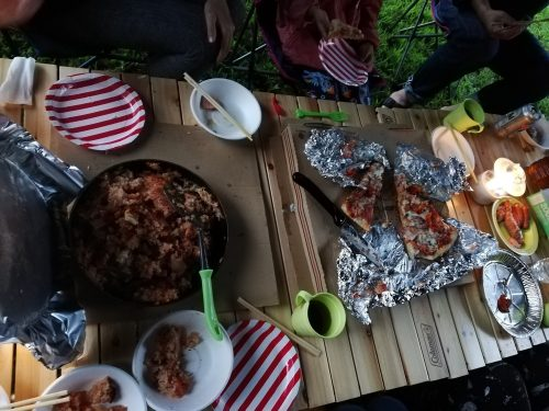 洋食キャンプ