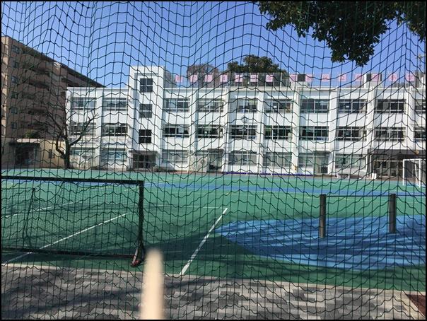 巣鴨の学校