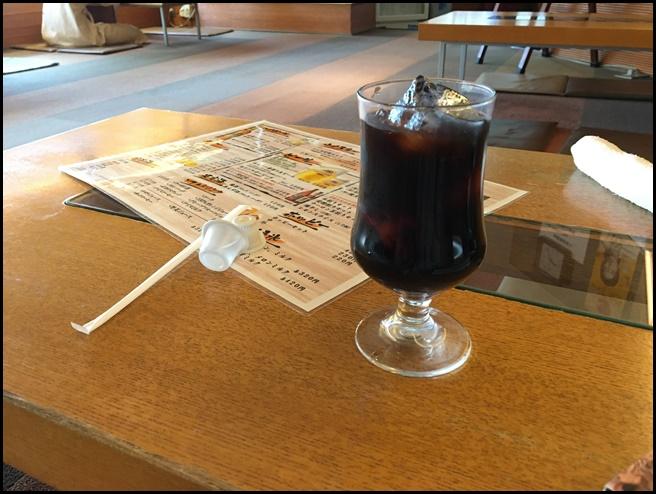 北欧アイスコーヒー