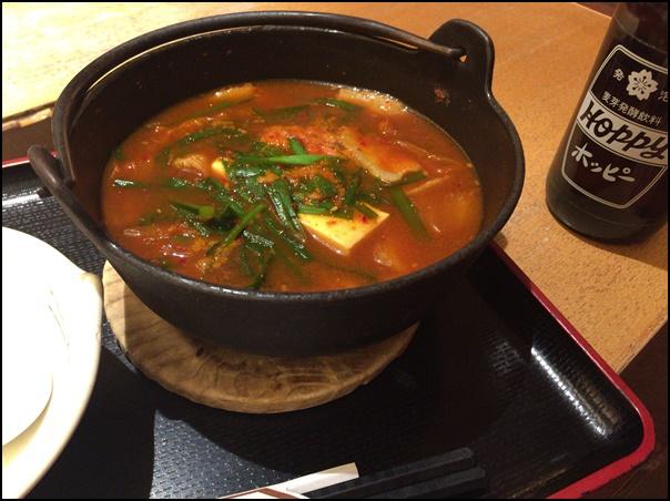 豆腐チゲアップ