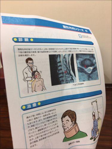 頸椎椎間板ヘルニア治療法