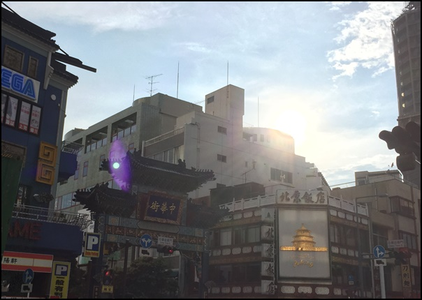 cyukagai 横浜中華街