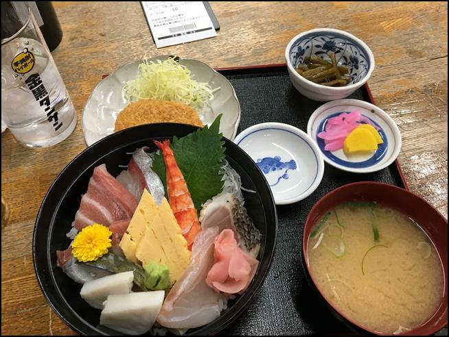 kaisendon 百味 海鮮丼
