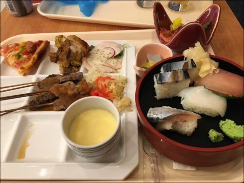bikingyusyoku バイキング夕食