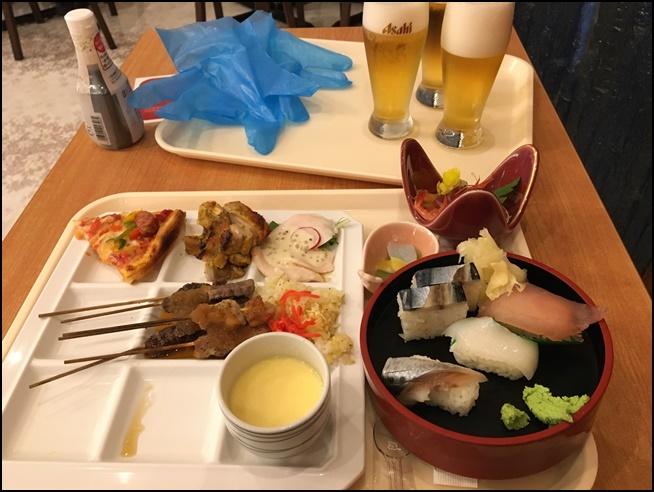 byking 伊香保グランドホテル 夕食バイキング