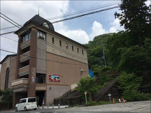 hototogisueki ホトトギス駅 伊香保
