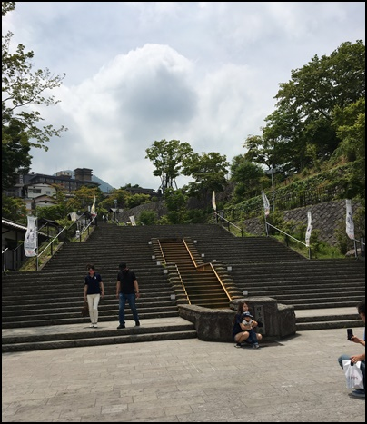 ishidangai 伊香保 石段街