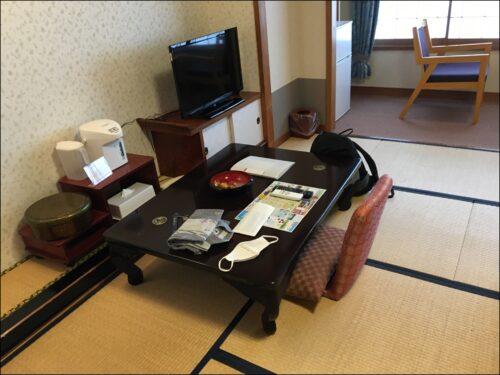 room とどろき 和室