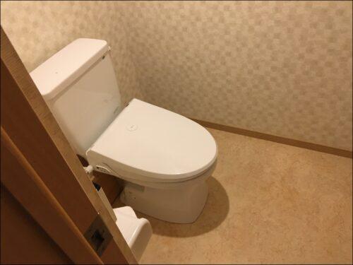 toiret とどろき和室のトイレ