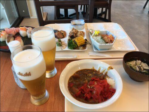 currywotaberu 夕食バイキング カレーを