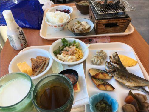 cyosyokuselect 朝食バイキング