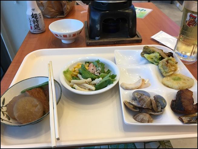 syokuji2danme 夕食バイキング