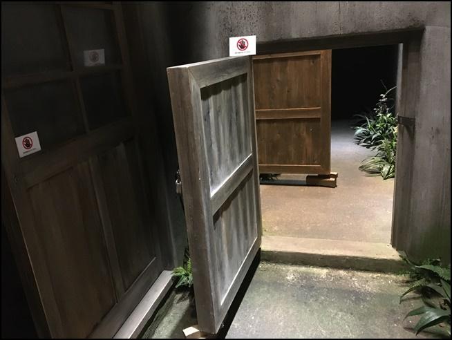 juukanbousaigen 重監房 入口