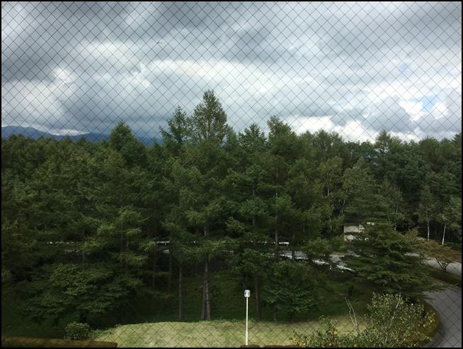 madokarakeshiki 窓からの景色